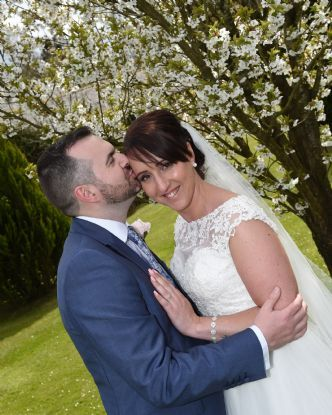 Cherish Wedding Package for 2 from The Mill Forge Hotel near Gretna Green