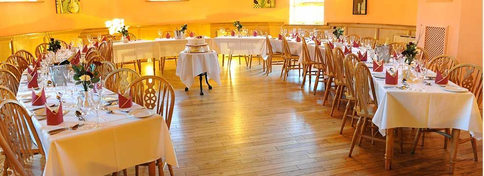 Gretna Green Wedding Receptions